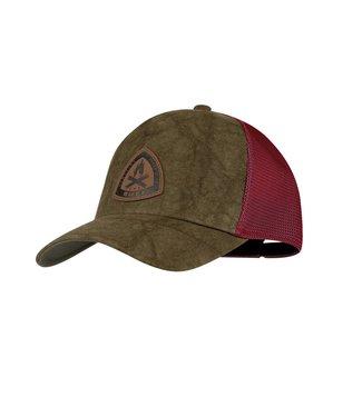 BUFF BUFF TRUCKER CAP - LOWNEY