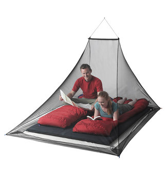 SEA TO SUMMIT SEA TO SUMMIT PYRAMID 147 - DOUBLE MOSQUITO NET SCREENHOUSE