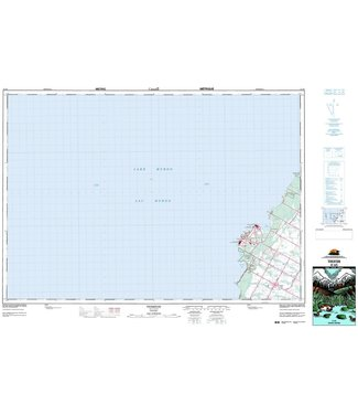 CANADIAN TOPO CANADIAN TOPO TOPOGRAPHIC MAP - 041A05 - TIVERTON