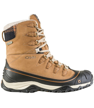 OBOZ WOMEN'S OBOZ SAPPHIRE INSULATED HIKING BOOTS