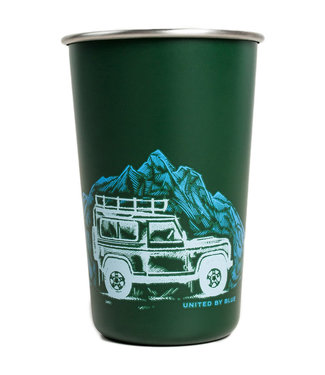 UNITED BY BLUE UNITED BY BLUE ADVENTURE MOBILE STAINLESS STEEL TUMBLER