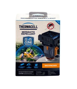 THERMACELL THERMACELL BACKPACKER MOSQUITO REPELLER (GEN 2.0)