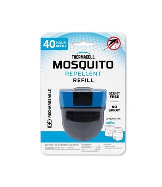 THERMACELL THERMACELL RECHARGEABLE MOSQUITO REPELLER REFILL