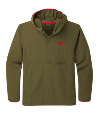 OUTDOOR RESEARCH (OR) MEN'S OUTDOOR RESEARCH (OR) FERROSI ANORAK JACKET