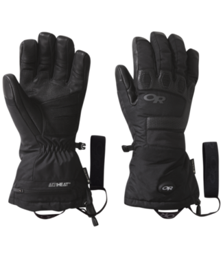 OUTDOOR RESEARCH (OR) MEN'S OUTDOOR RESEARCH (OR) LUCENT HEATED SENSOR GLOVES