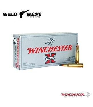 Winchester WINCHESTER .222 REM - 50GR (PSP) - SUPER X  (20 CARTRIDGES)
