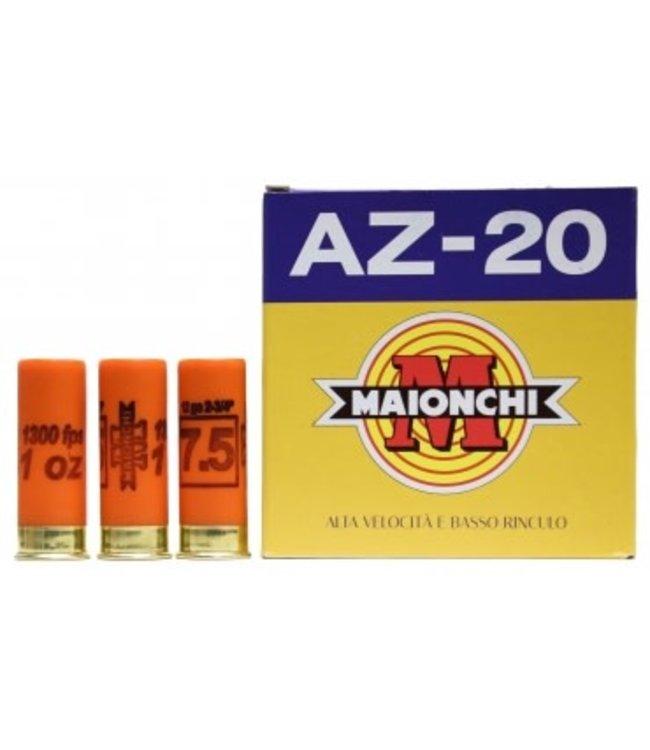 """MAIONCHI MAIONCHI AZ-20 12-GAUGE - 2.75"""" - #7.5 SHOT (25 SHOTSHELLS)"""