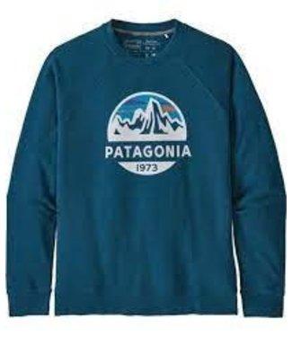 PATAGONIA MEN'S PATAGONIA FITZ ROY SCOPE ORGANIC CREW SWEATER