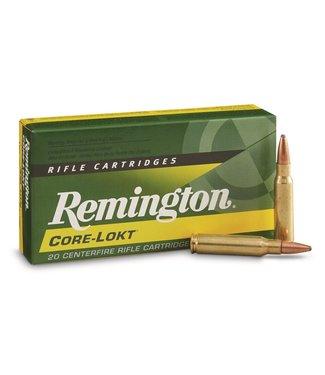 REMINGTON REMINGTON .308 WIN - 150GR (PSP) - CORE LOKT (20 CARTRIDGES)