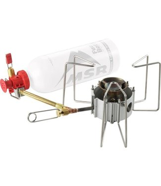 MOUNTAIN SAFETY RESEARCH (MSR) MOUNTAIN SAFETY RESEARCH (MSR) DRAGONFLY MULTI-FUEL STOVE