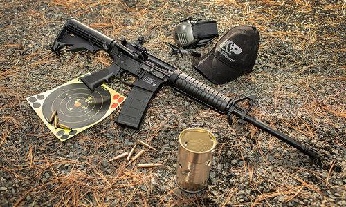 Rifles (Prohibited)