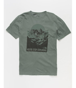 THE NORTH FACE MEN'S THE NORTH FACE NATURAL WONDERS T-SHIRT