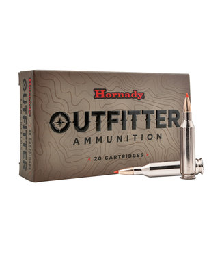 HORNADY HORNADY .308 WIN - 165GR - GMX OUTFITTER (20 CARTRIDGES)