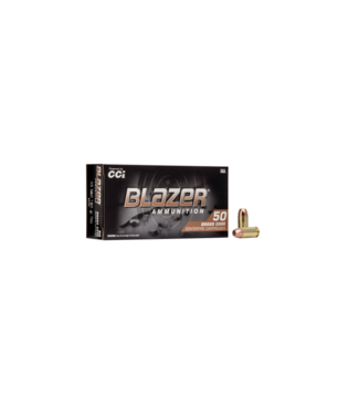 BLAZER BRASS BLAZER BRASS .40 S&W - 180GR - FMJ (50 CARTRIDGES)