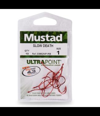 MUSTAD MUSTAD SLOW DEATH ABERDEEN UTRAPOINT HOOK