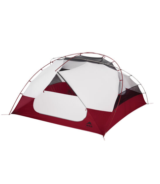 MOUNTAIN SAFETY RESEARCH (MSR) MOUNTAIN SAFETY RESEARCH (MSR) ELIXIR 4 TENT-RED