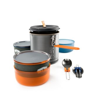 GSI OUTDOORS GSI OUTDOORS PINNACLE DUALIST COMPLETE CAMP KITCHEN