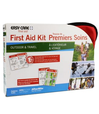 EASY CARE EASY CARE FIRST AID KIT - OUTDOOR & TRAVEL
