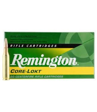 REMINGTON REMINGTON .243 WIN - 100GR (PSP) - CORE-LOKT (20 CARTRIDGES)