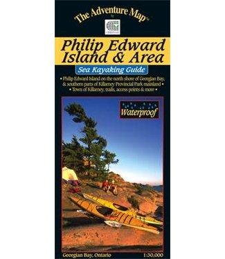 CHRISMAR MAPPING SERVICES CHRISMAR MAPPING SERVICES ADVENTURE MAP - PHILIP EDWARD ISLAND & AREA