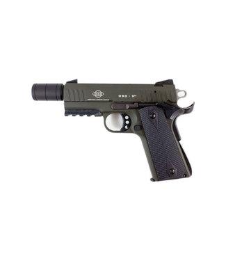 """GERMAN SPORTS GUN (GSG) GERMAN SPORT GUNS (GSG) 922 SEMI-AUTO PISTOL (10 ROUND) .22LR - OLIVE GREEN  - 5"""" BARREL"""