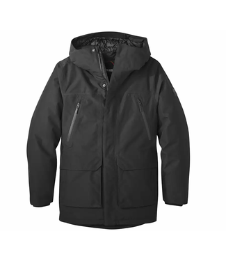 OUTDOOR RESEARCH (OR) MEN'S OUTDOOR RESEARCH STORMCRAFT DOWN PARKA