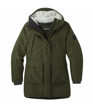 OUTDOOR RESEARCH (OR) WOMEN'S OUTDOOR RESEARCH STORMCRAFT DOWN PARKA