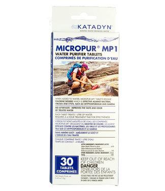 KATADYN KATADYN MICROPUR MP1 WATER PURIFIER TABLETS (30 PACK)