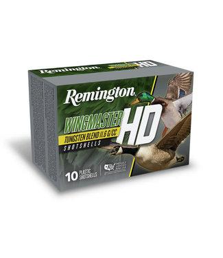 """REMINGTON REMINGTON 20 GAUGE - 3.00"""" - 1-1/8 OZ - WINGMASTER HD (10 SHOTSHELLS)"""
