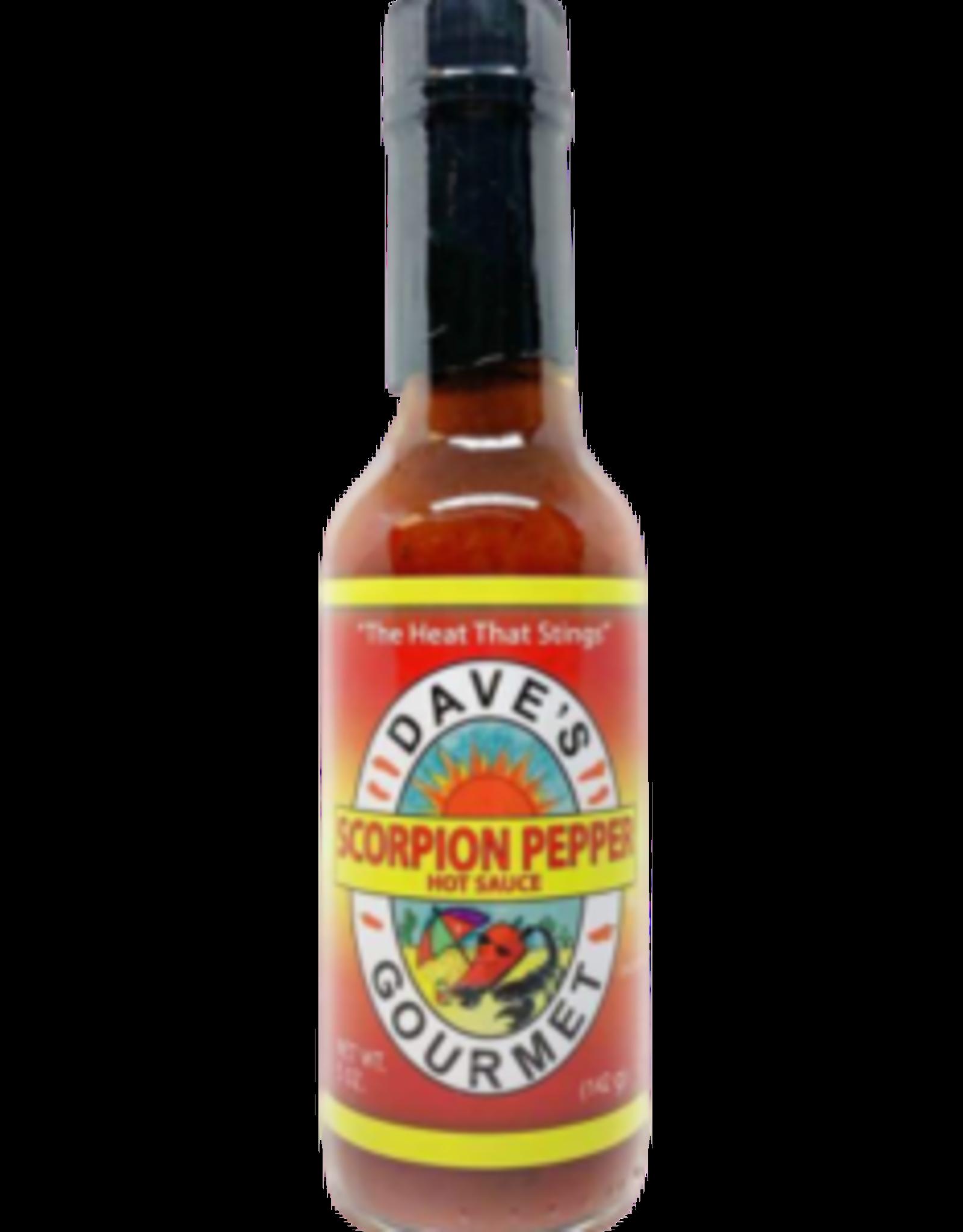 Dave's Gourmet Scorpion Pepper