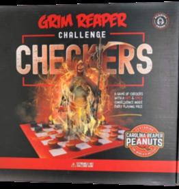 Grim Reaper Challenge Checkers