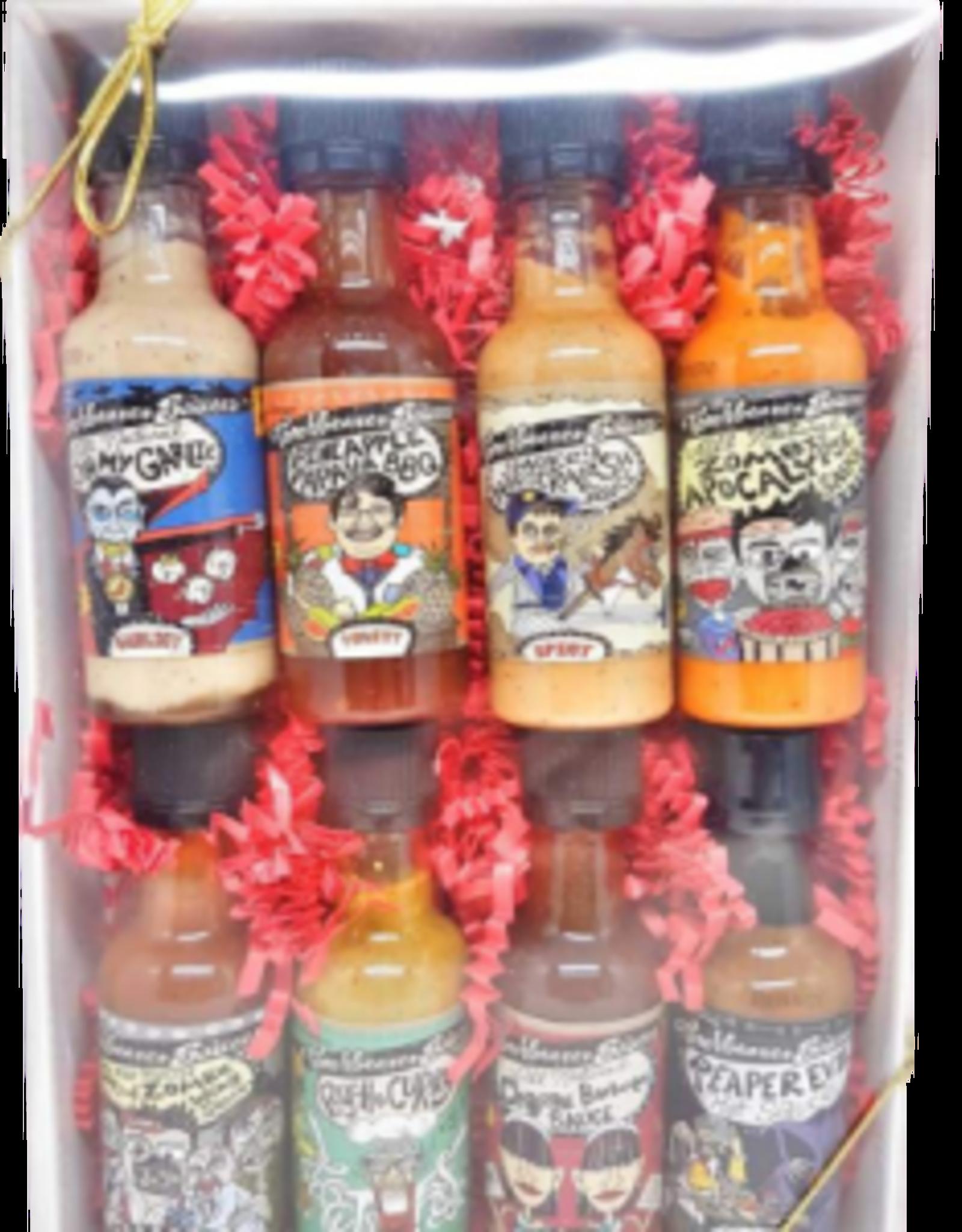 Torchbearer Sauces Gift Box of Minis
