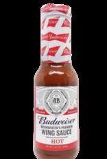 Budweiser Brewmaster's Premium Hot Wing Sauce