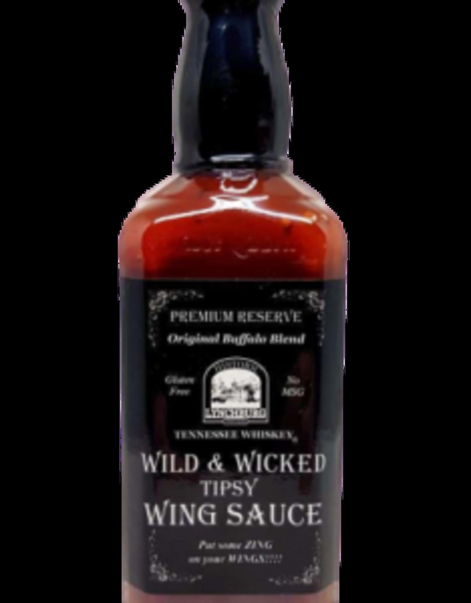 Historic Lynchburg Wild & Wicked Wing Sauce