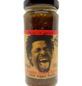 Pain Is Good Jalapeno Bread & Butter Relish
