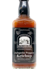 Historic Lynchburg jalapeno Pepper Ketchup