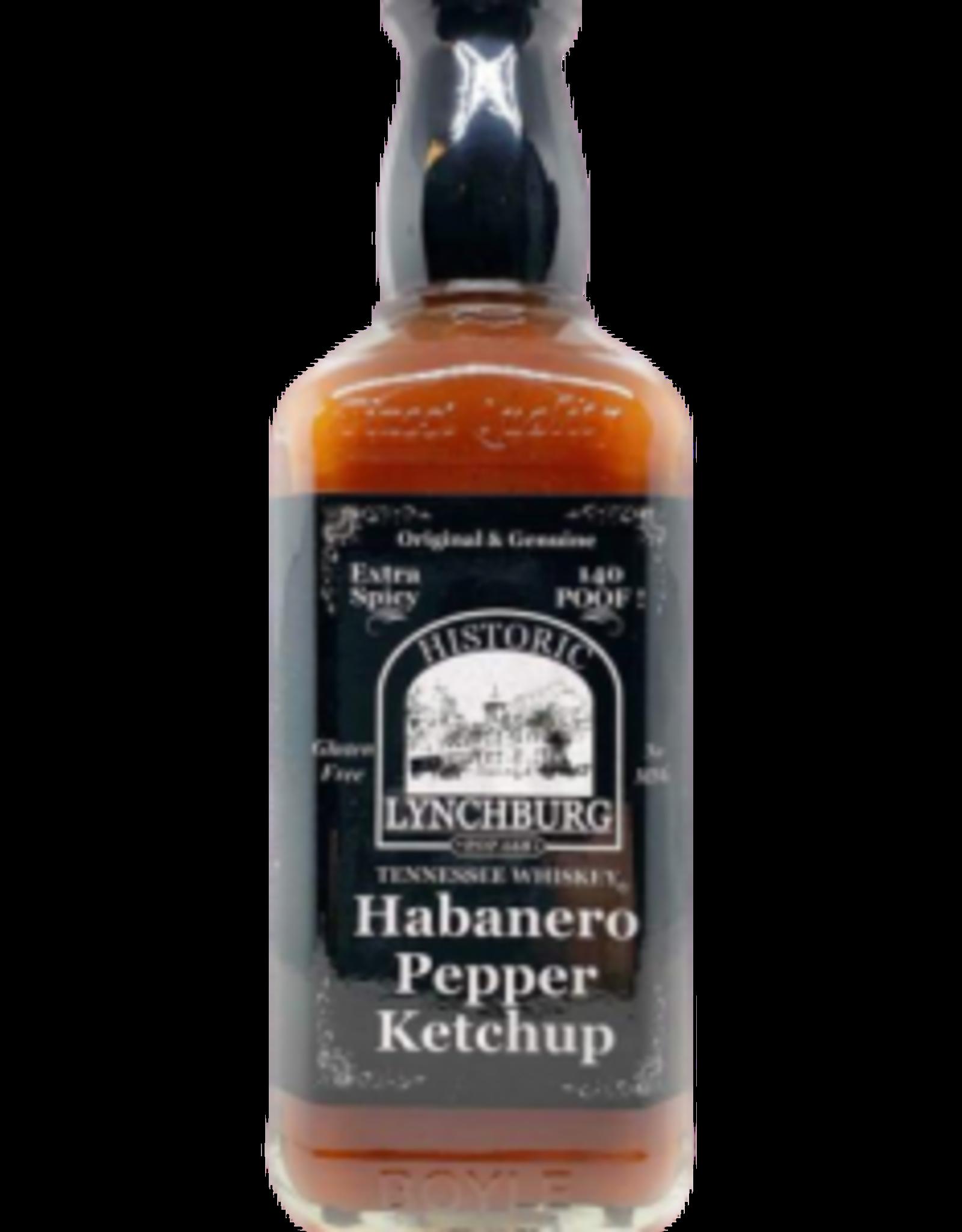 Historic Lynchburg Habanero Ketchup