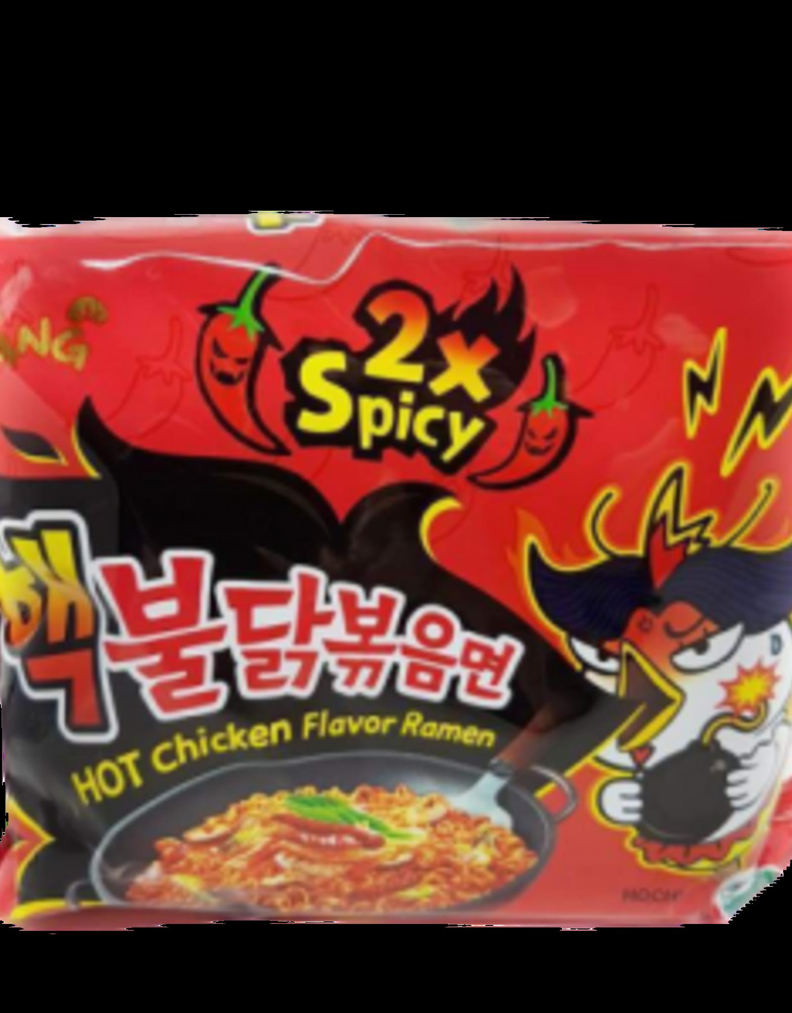 Samyang 2X Spicy Hot Chicken Flavor