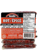 Hot Sausage 8pk