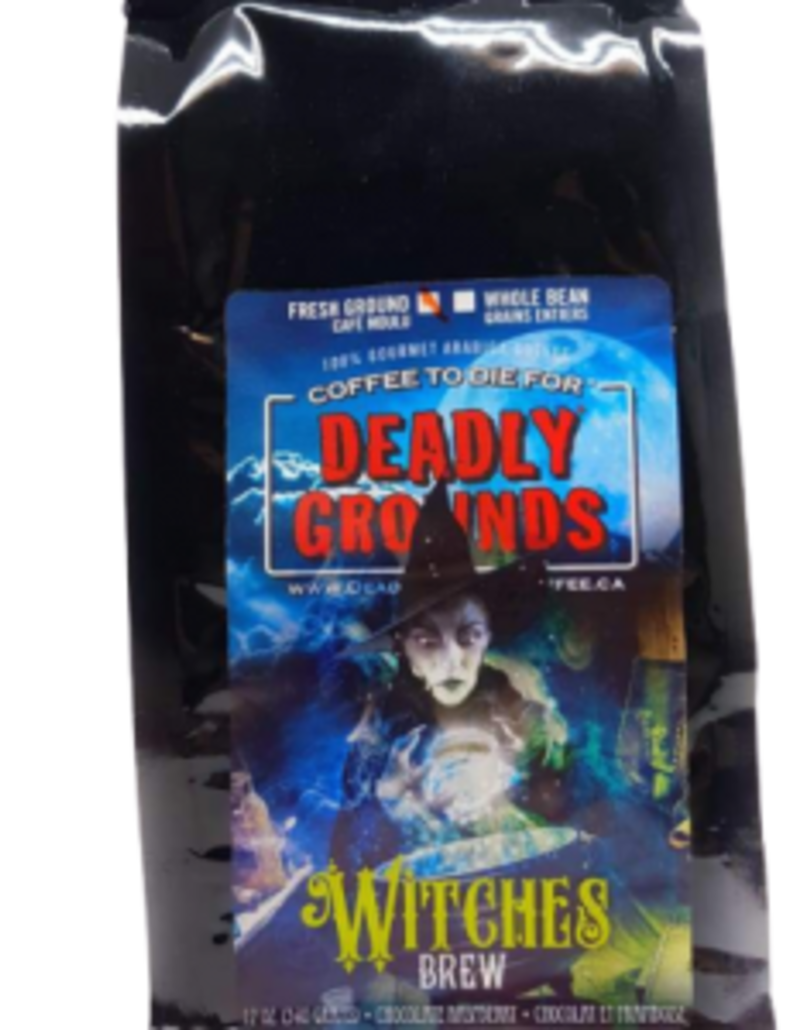 Deadly Grounds Witch's Brew