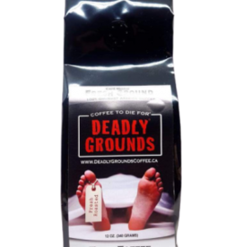 Deadly Grounds Toxic Toffee