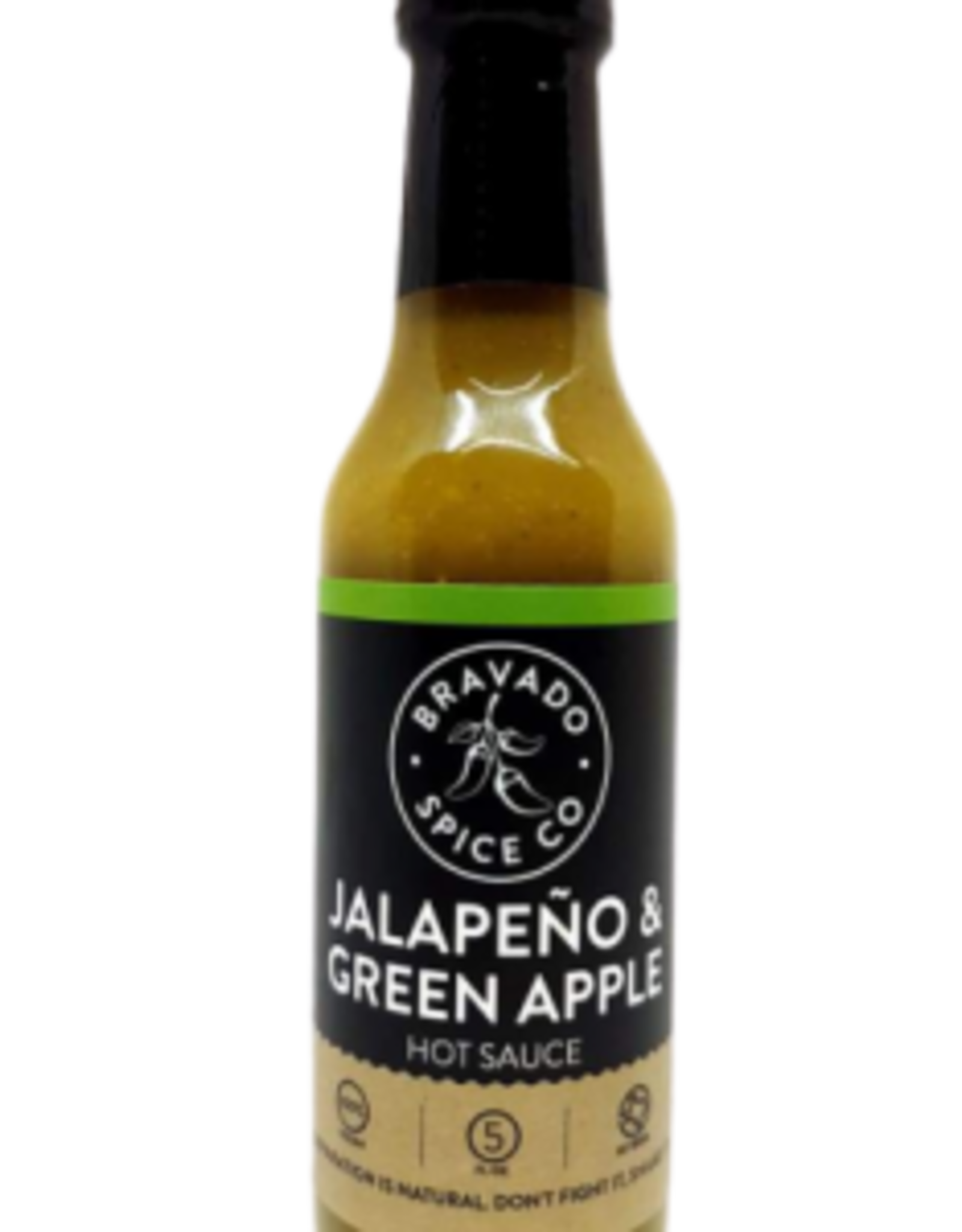 Bravado Jalapeno & Green Apple
