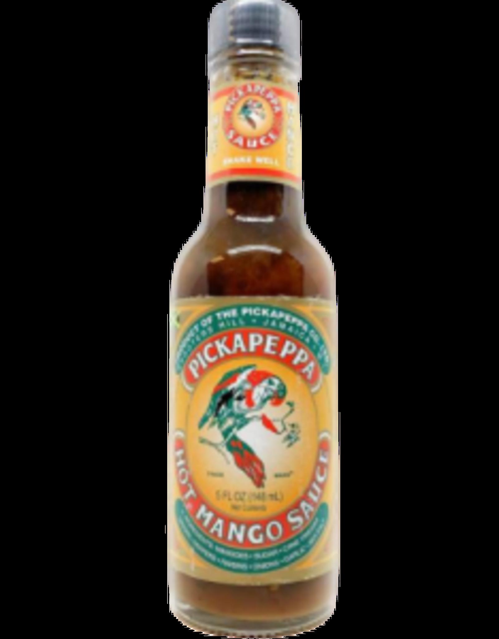 Pickapeppa Hot Mango