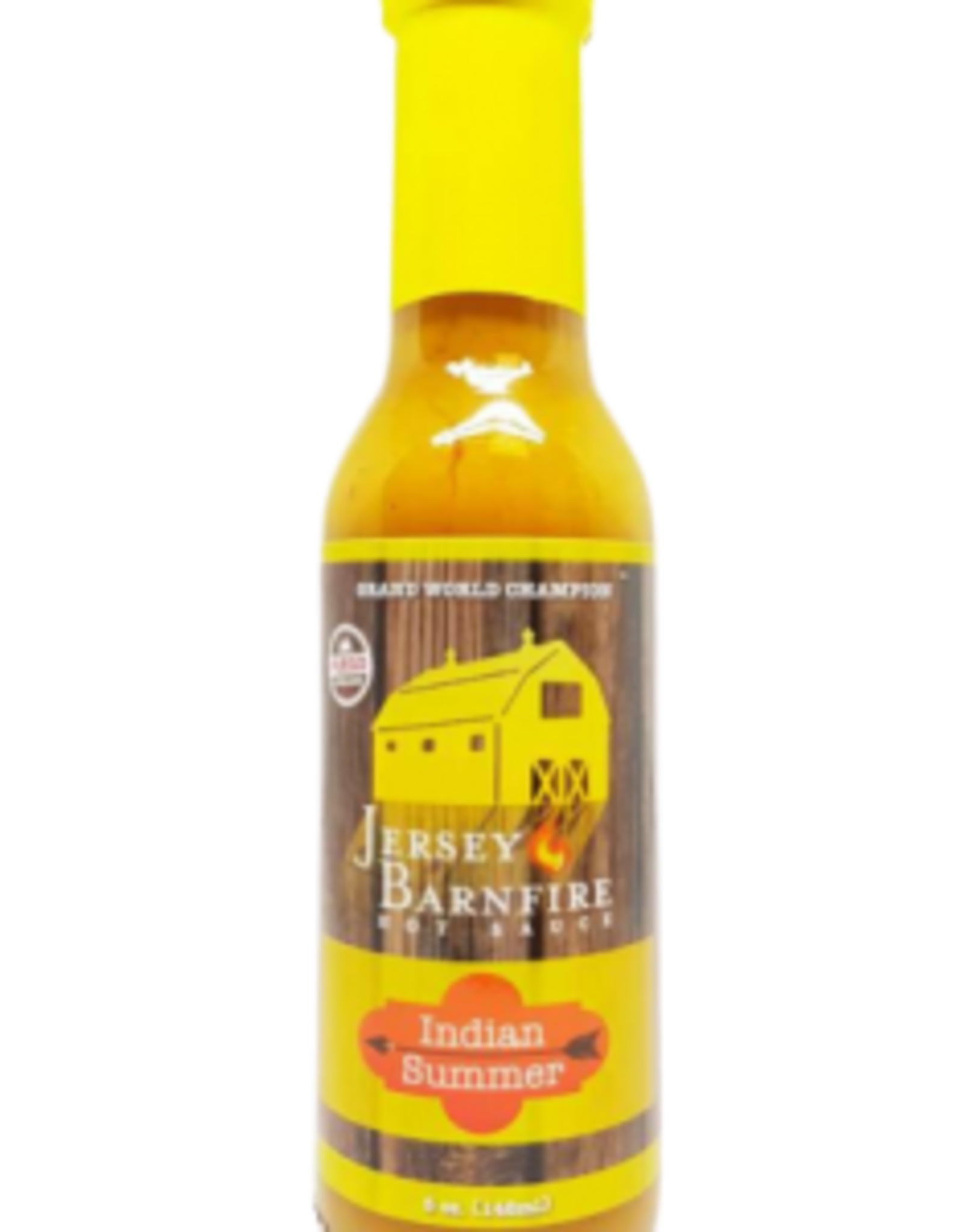 Jersey Barnfire Indian Summer