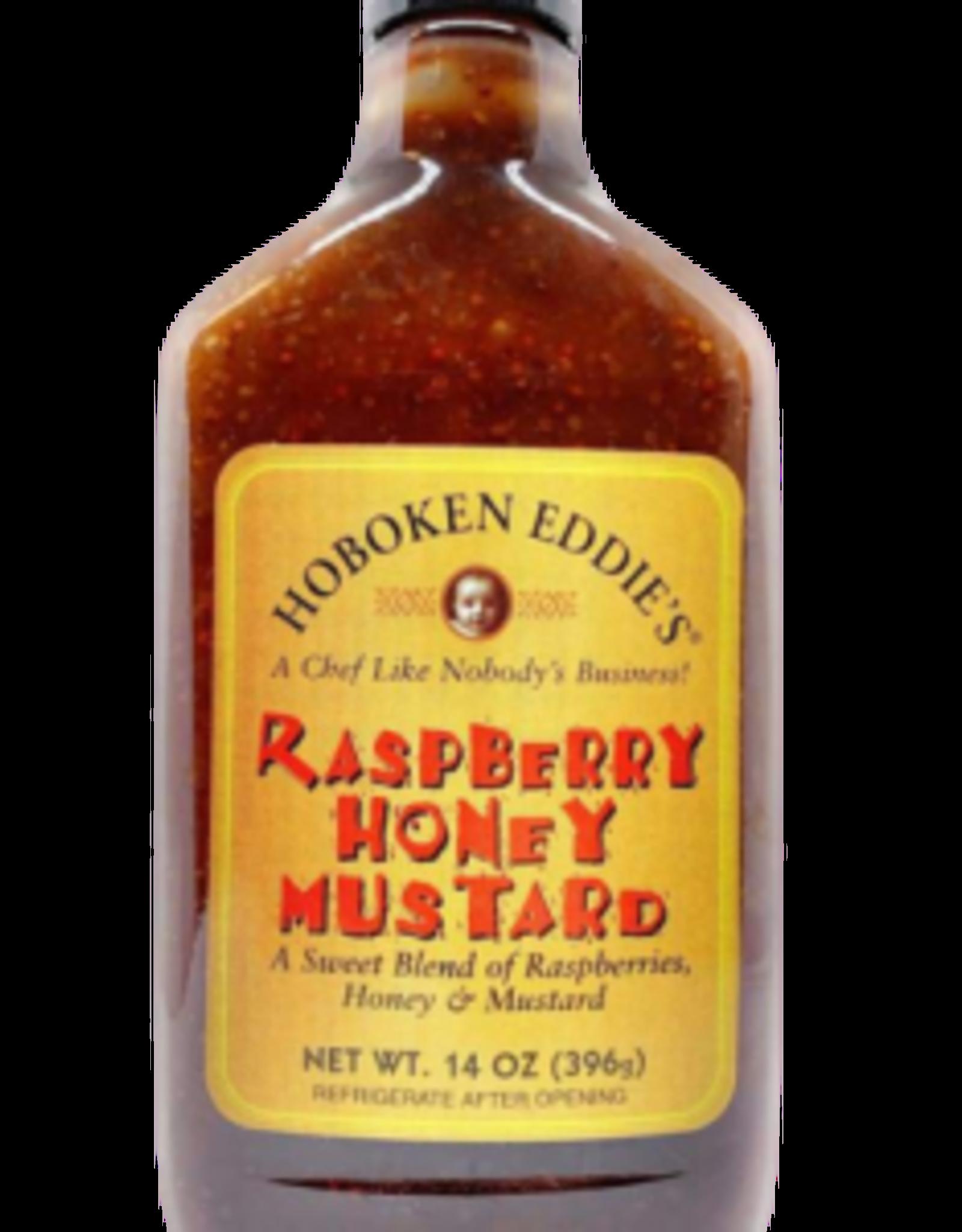 Hoboken Eddie's Raspberry Honey Mustard