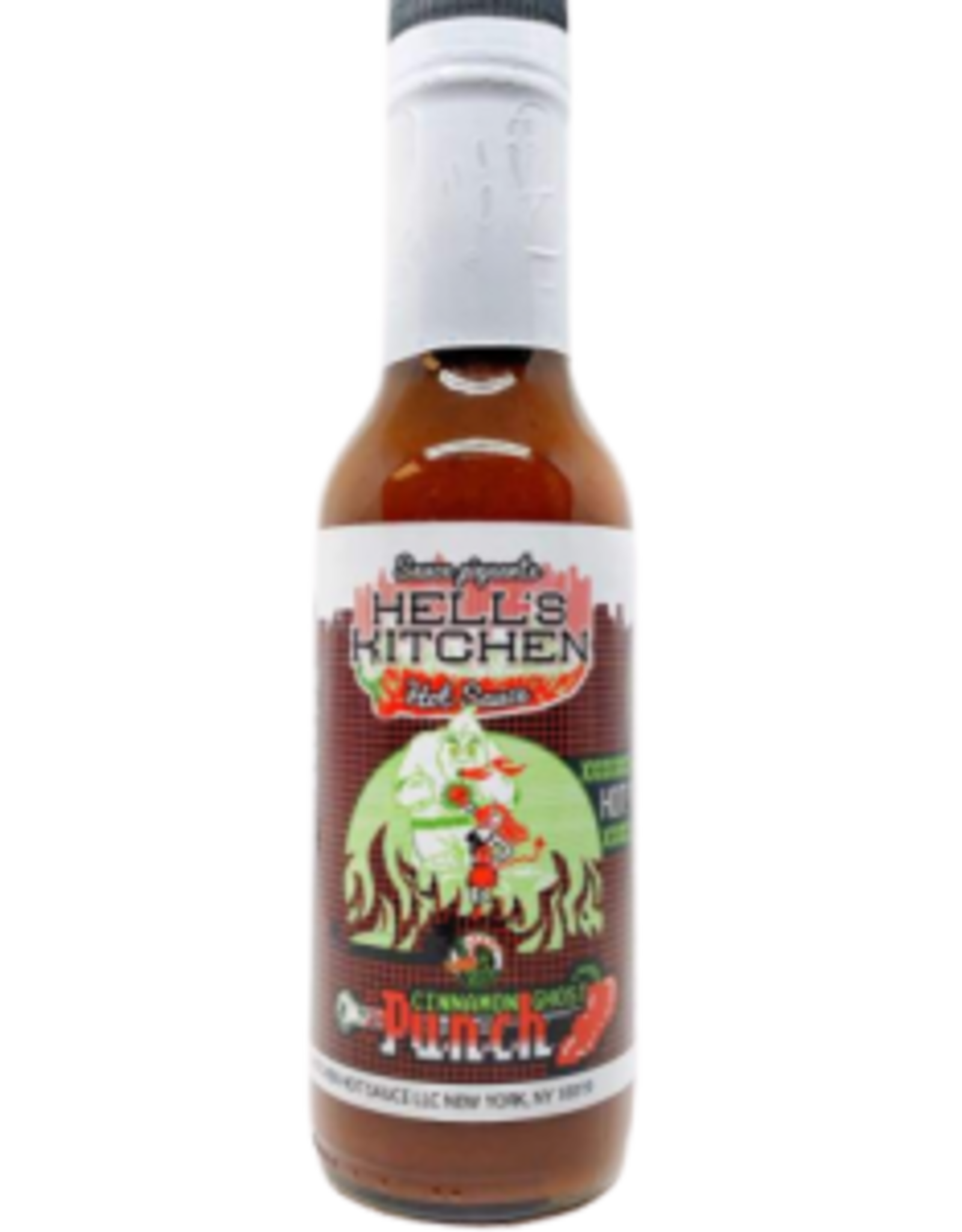 Hell's Kitchen Cinnamon Ghost Punch