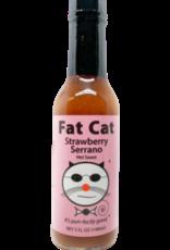 Fat Cat Strawberry Serrano