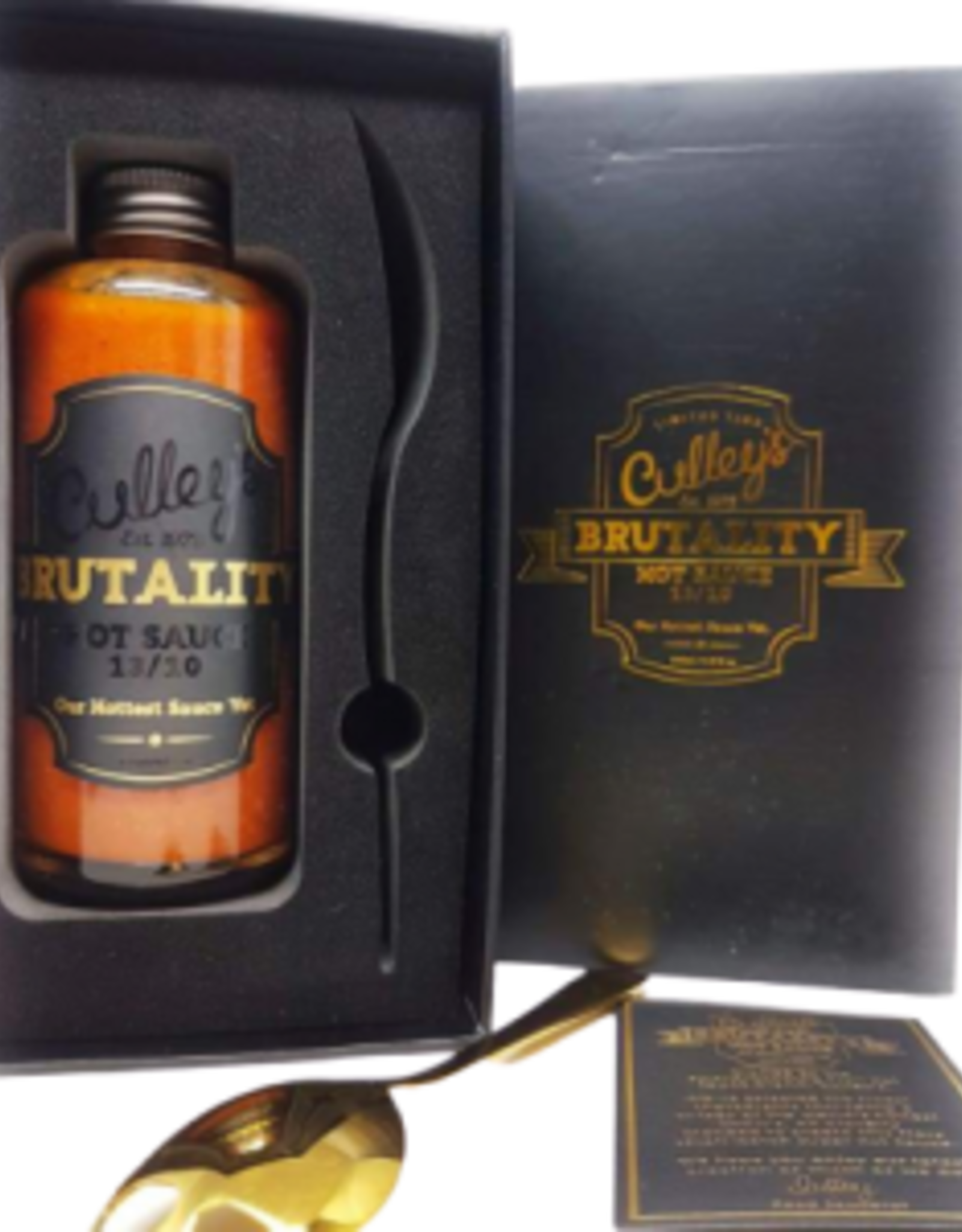 Culley's Brutality Box Set