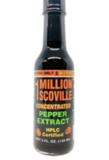1 Million Scoville Concentrated Pepper