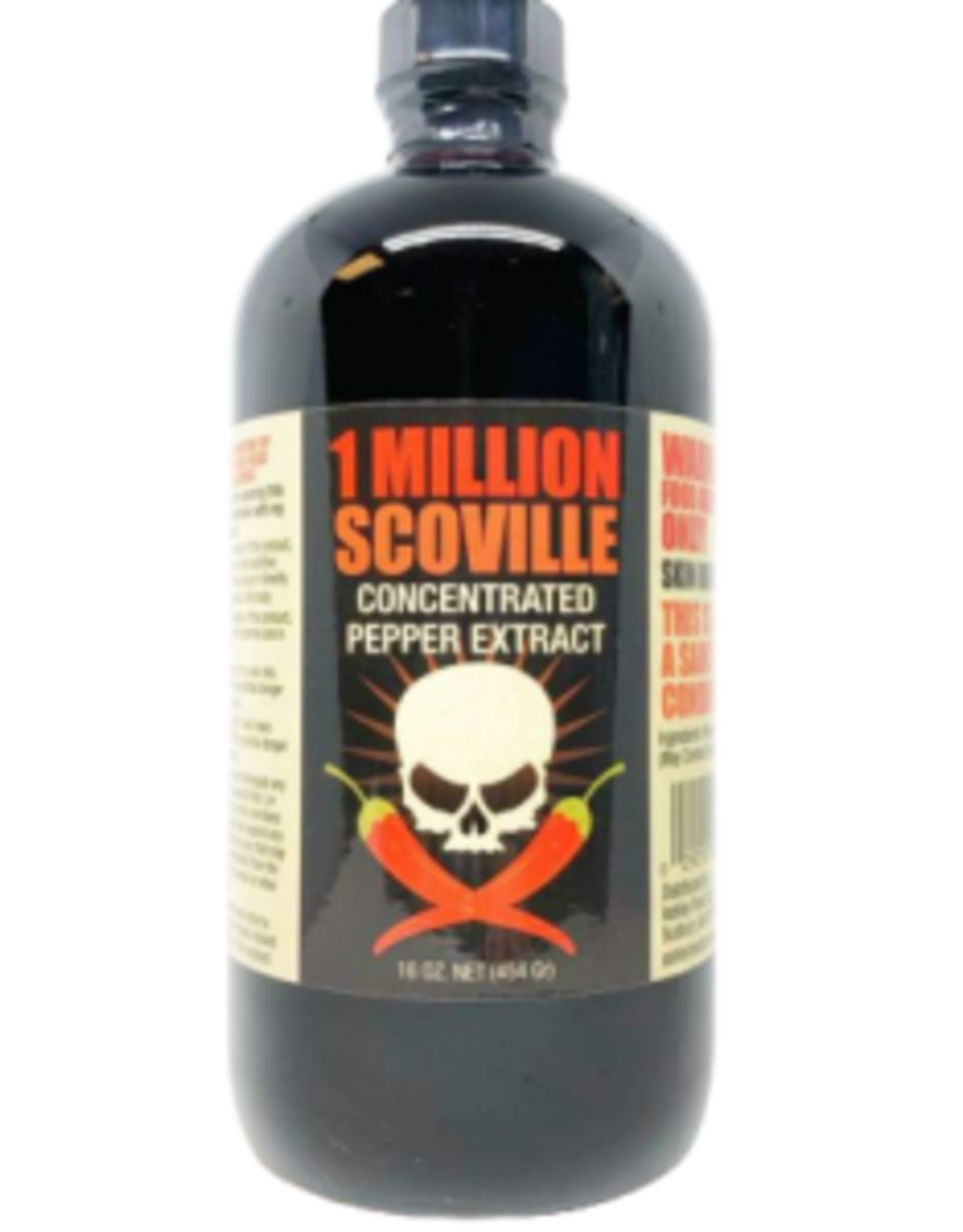1 Million Scoville Concentrated Pepper (16 oz)
